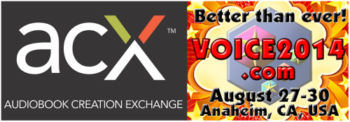Voice and ACX Logos