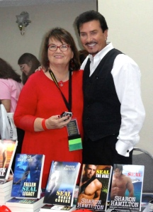 Author Sharon and Producer J.D. Hart