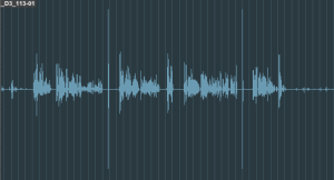 Clap in Waveform_01